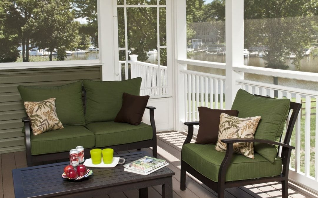 Screened Porch Ideas