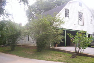 Before Maryland Barn Remodel