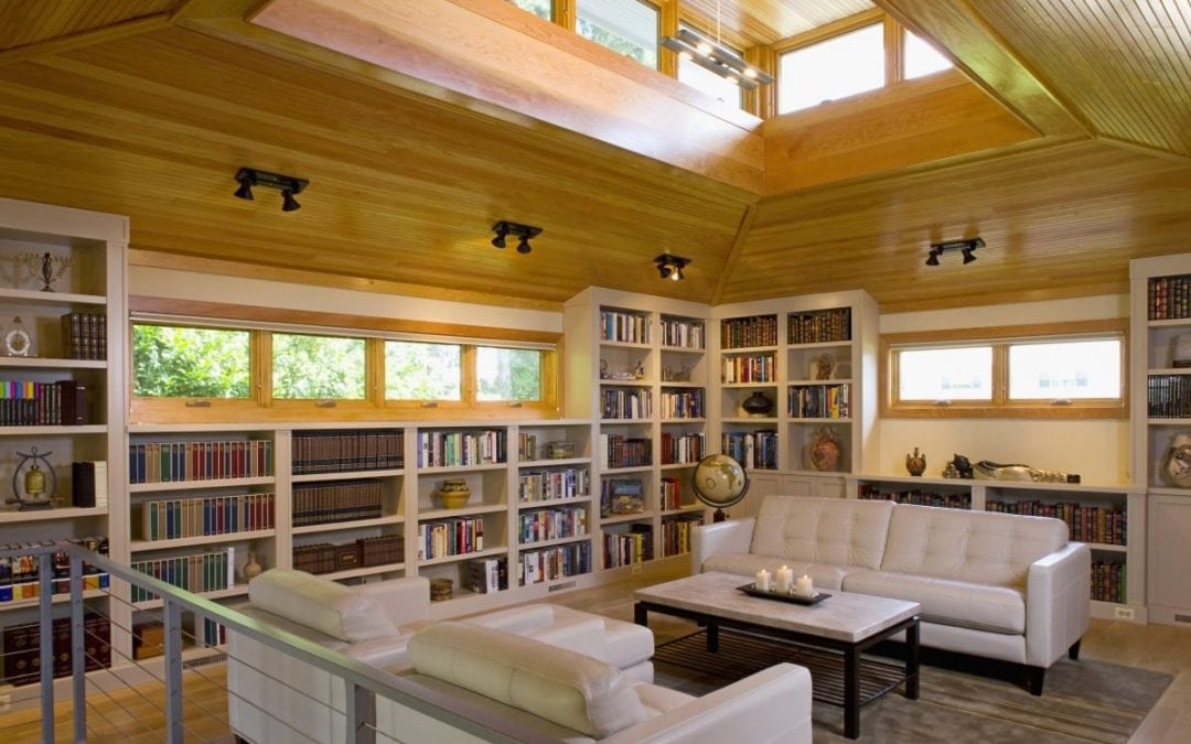 Mt. Washington Home Library Addition