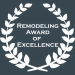 Remodeling Award of Excellence