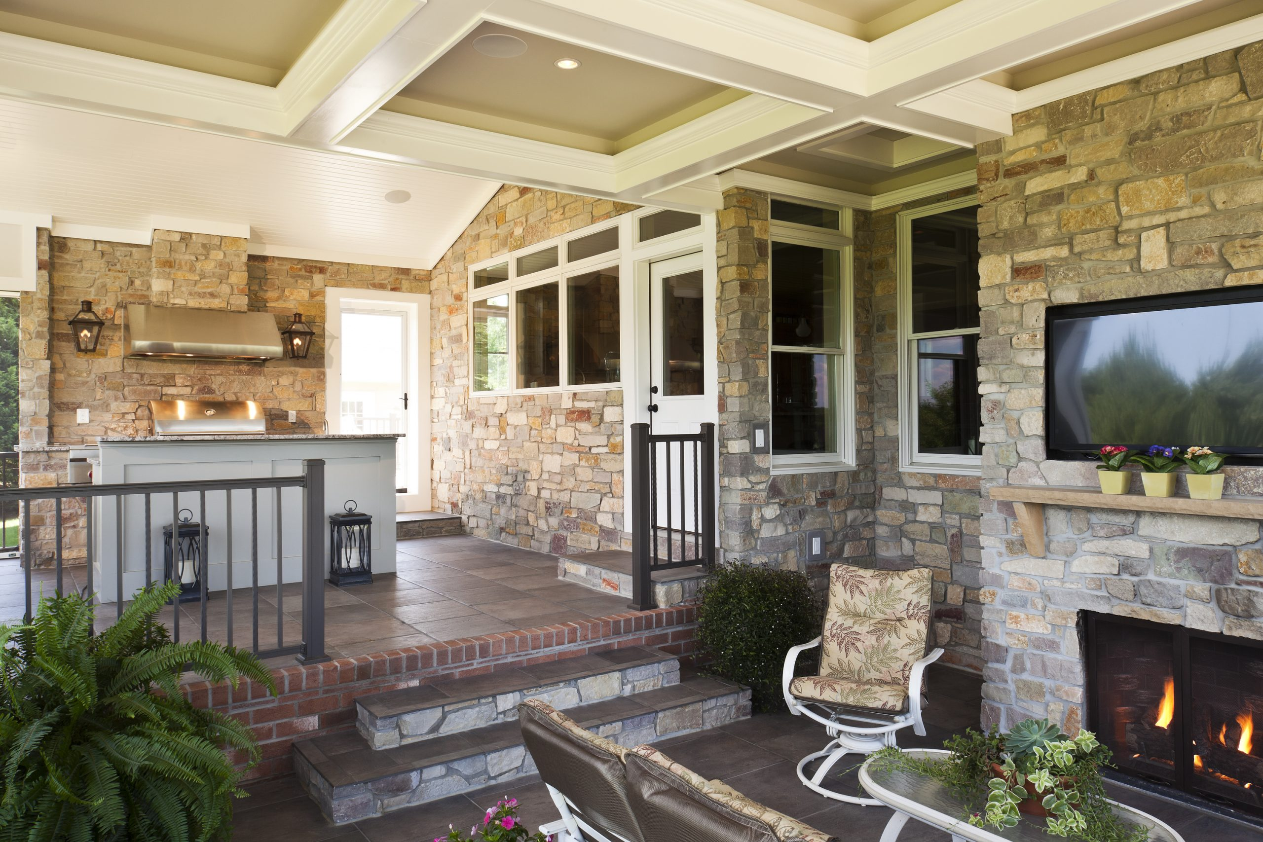 Transform Your Porch With These Ceiling Ideas Owings Brothers Contracting