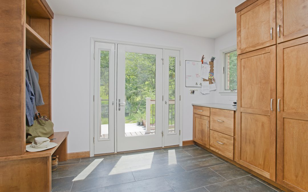 Kitchen and Mudroom Extended